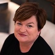 Kirjailijan kuva. author page