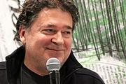 Foto do autor. Leon de Winter, Frankfurt Book Fair 2013
