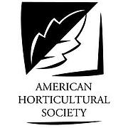 Fotografia de autor. American Horticultural Society logo