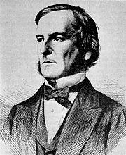 Fotografia de autor. George Boole. Wikimedia Commons.
