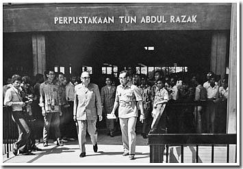 Perpustakaan Tun Abdul Razak Ptar Uitm Tun Abdul Razak Library In Shah Alam Selangor Librarything Local