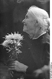 Author photo. Photo by Horst Sturm.  (Deutsches Bundesarchiv Bild 183-P1202-317)