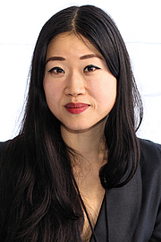 """Author photo. Author Mary H.K. Choi at the 2018 Texas Book Festival in Austin, Texas, United States. By Larry D. Moore - Own work, CC BY-SA 4.0, <a href=""""https://commons.wikimedia.org/w/index.php?curid=73983773"""" rel=""""nofollow"""" target=""""_top"""">https://commons.wikimedia.org/w/index.php?curid=73983773</a>"""