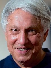 Författarporträtt. Andre Linde. Photo credit: Wikimedia commons user Hypermultiplet