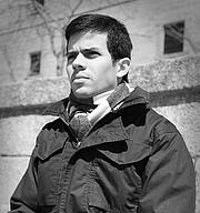 Author photo. Photography of Eduardo Sánchez Rugeles by Inírida Gómez-Castro