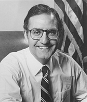 Author photo. Wikipedia (U.S. Congressional Photo)