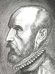 Foto de l'autor. Abraham Ortelius (cropped). Wikimedia Commons.
