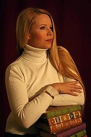 Foto do autor. Hannele Klemettilä