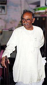 Författarporträtt. A.K. Bhattacharyya