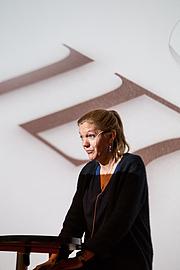 Fotografia de autor. Maja Lunde (2016)