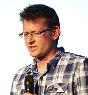 Author photo. Mark Lynas [credit: zooterkin]