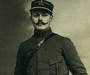 Foto de l'autor. Maurice Genevoix en 1914/1915