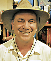 """Kirjailijan kuva. <A HREF=""""http://flickr.com/photos/markcoggins/2442577949/in/set-72157604716295597/"""">Photo by flickr user Mark Coggins</A>"""