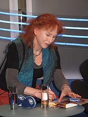 Författarporträtt. Margriet de Moor - Leipzig Book Fair 2011 [credit: Lesekreis via Wikipedia]