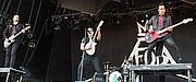"Forfatter foto. ARGO-Konzerte,Andy Hurley,Centerstage,Fall Out Boy,Joe Trohman,Konzert,Livekonzert,Livemusik,Musik,Patrick Stump,Pete Wentz,RiP,Rock im Park 2014 By Foto: Stefan Brending, CC BY-SA 3.0, <a href=""https://commons.wikimedia.org/w/index.php?curid=34170705"" rel=""nofollow"" target=""_top"">https://commons.wikimedia.org/w/index.php?curid=34170705</a>"