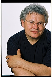 Forfatter foto. Ulf Andersen/Gamma, DR Albin-Michel 2007