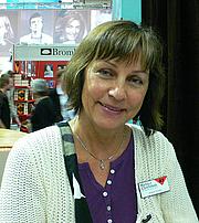 Författarporträtt. Credit: Hannibal (Wikipedia user), Gothenburg Book Fair 2007
