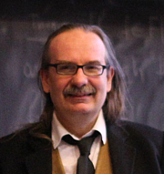 Kirjailijan kuva. Johan Anglemark