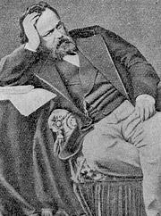 Författarporträtt. Alexander Herzen (1812-1870)