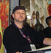 Forfatter foto. © Luigi Novi / Wikimedia Commons