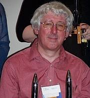 Forfatter foto. Szymon Sokól (Worldcon 2005, Glasgow)