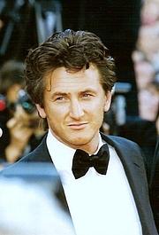 Kirjailijan kuva. Sean Penn in 1997 [credit: Georges Biard]