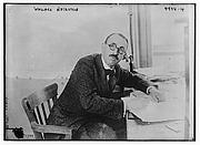 Författarporträtt. George Grantham Bain Collection (Library of Congress)