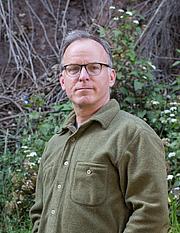 Fotografia de autor. author Jim Provenzano in 2018. photo: Dot