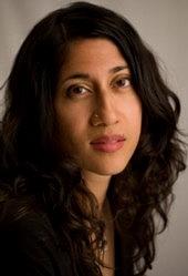Forfatter foto. Padma Viswanathan - photo: Joy von Tiedemann