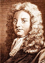 Forfatter foto. John Blow, 1649-1708 (Wikimedia Commons)