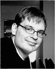 Kirjailijan kuva. Azure Midzinski, 2008