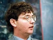 """Foto do autor. From <a href=""""http://en.wikipedia.org/wiki/Image:Pmuldoon.jpg"""">Wikipedia</a>"""