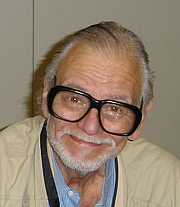 Autoren-Bild. George A. Romero. Photo by Michael Coté.