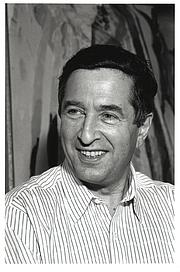 Fotografia de autor. Prof. Yakov G. Sinai. Photo credit: Rita Nannini, 1996 (photo courtesy of Princeton University)
