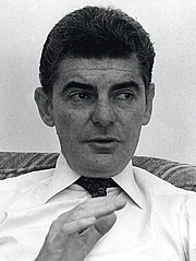 Author photo. 1986 photo (credit: Wikipedia user Towpilot, July 1986)