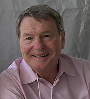 Fotografia de autor. Credit: Larry D. Moore,2007 Texas Book Festival, Austin, Texas