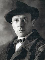 Photo de l'auteur(-trice). Mikhail Bulgakov (1928)