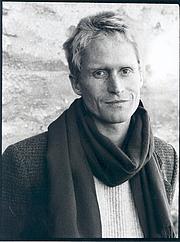 Foto de l'autor. Peter Hoeg, credit Ulla Montan