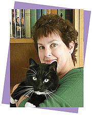 Author photo. Photo courtesy of Candice Ransom.