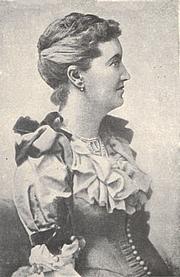 """Foto do autor. <a href=""""http://en.wikipedia.org/wiki/File:L._T._Meade_-_Elizabeth_Thomasina_Meade_Smith.jpg"""" rel=""""nofollow"""" target=""""_top"""">http://en.wikipedia.org/wiki/File:L._T._Meade_-_Elizabeth_Thomasina_Meade_Smith....</a>"""