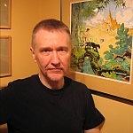 Författarporträtt. Photo courtesy: Wayne Alan Harold