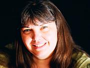 Foto de l'autor. photo credit: by Sonya Sones, 2008