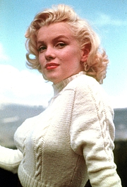 Foto auteur. Marilyn Monroe