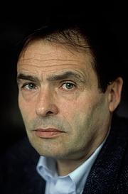 Kirjailijan kuva. Pierre Bourdieu en 1982