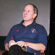 Author photo. Credit: Ellen Levy Finch, May 26, 2007, San Francisco BayCon