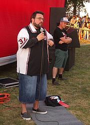 Kirjailijan kuva. Credit: Joey O'Rourke, 2006, Red Bank, N.J.