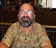 Fotografia de autor. John Burlinson, Oct. 14, 2007