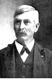 Författarporträtt. public domain c. dec. 1909