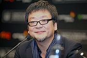 Foto de l'autor. Mamoru Hosoda