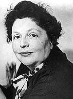 Kirjailijan kuva. Jewish Women's Archive